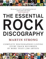 Cover of: The Essential Rock Discography | Martin C. Strong