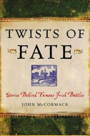 Cover of: Twists of Fate
