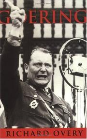Cover of: Goering: The Iron Man