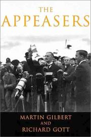 Cover of: The appeasers