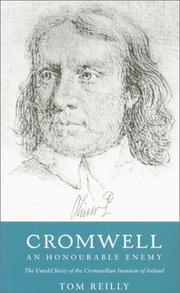Cover of: Phoenix: Cromwell: An Honourable Enemy