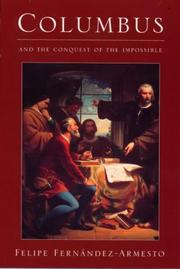 Cover of: Columbus and the conquest of the impossible