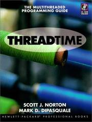 Cover of: Thread time | Scott J. Norton