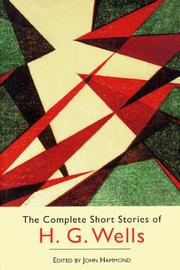 Complete Short Stories of H. G. Wells