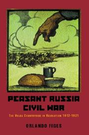 Cover of: Peasant Russia, civil war
