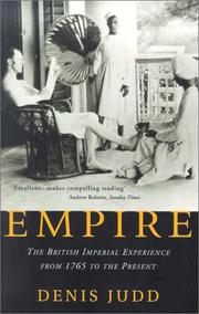 Cover of: Phoenix: Empire: The British Imperial Experience from 1765 to the Present
