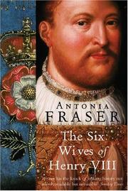 Cover of: The Six Wives of Henry VIII (Women in History)