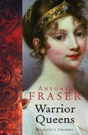 Cover of: The Warrior Queens (Women in History)