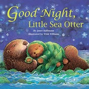 Cover of: Good night, Little Sea Otter | Janet Halfmann