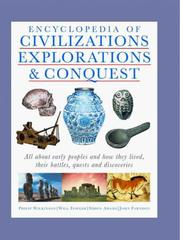 Cover of: Encyclopedia of Civilizations, Exploration & Conquest | Philip Brooks