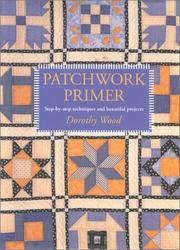 Cover of: Patchwork Primer