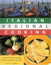 Cover of: Italian Regional Cooking | Carla Capalbo