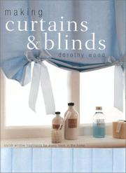 Cover of: Making Curtains & Blinds