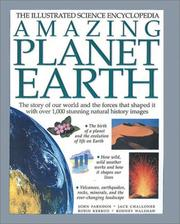 Cover of: Amazing Planet Earth