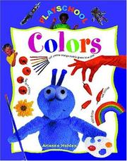 Cover of: Colors (Playschool...)