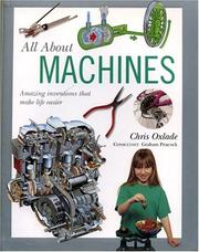 Cover of: All about Machines