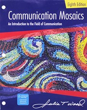 Cover of: Communication Mosaics, Loose-leaf Version