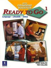 Cover of: Ready to Go 1 with Grammar Booster