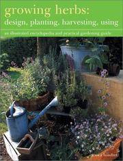 Cover of: Growing Herbs