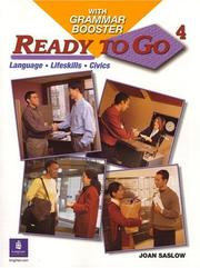 Cover of: Ready to Go 4 with Grammar Booster
