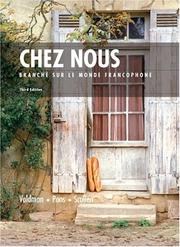 Cover of: Chez Nous | Albert Valdman