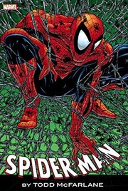 Cover of: Spider-Man by Todd McFarlane Omnibus