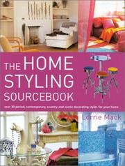 Cover of: Home Styling Sourcebook