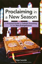 Cover of: Proclaiming in a New Season