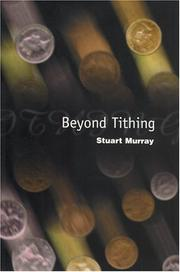 Cover of: Beyond Tithing | Stuart Murray