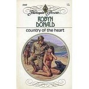 Cover of: Country Of The Heart | Robyn Donald