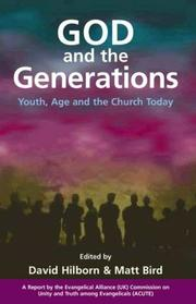 Cover of: God and the Generations |
