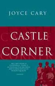 Cover of: Castle Corner