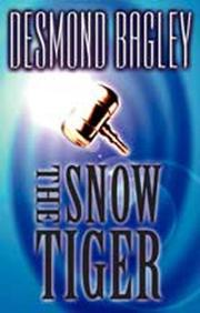 Cover of: The snow tiger
