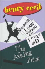 Cover of: The Asking Price