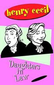 Cover of: Daughters In Law