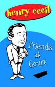 Cover of: Friends At Court