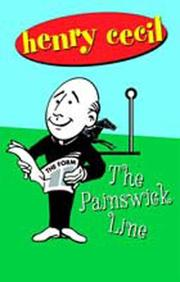 Cover of: The Painswick Line