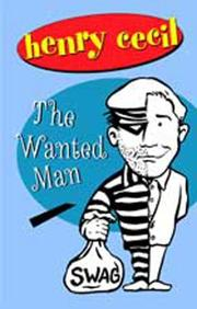Cover of: The Wanted Man