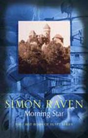 Cover of: Morning Star | Simon Raven