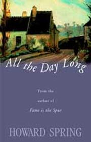 Cover of: All the day long