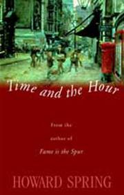 Cover of: Time and the hour