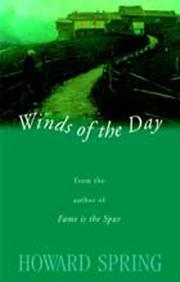 Cover of: Winds of the day