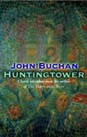 Cover of: Huntingtower by John Buchan