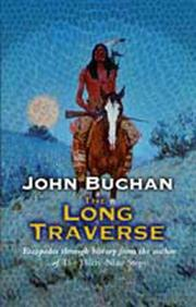 Cover of: The long traverse
