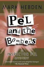 Cover of: Pel and the Bombers (Inspector Pel Mysteries)