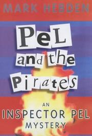 Cover of: Pel and the Pirates (Inspector Pel Mysteries)