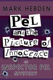 Cover of: Pel and the Picture of Innocence (Inspector Pel Mysteries)