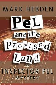 Cover of: Pel and the Promised Land (Inspector Pel Mysteries)