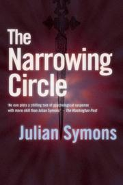 Cover of: The narrowing circle