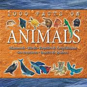 Cover of: 1000 Facts on Animals